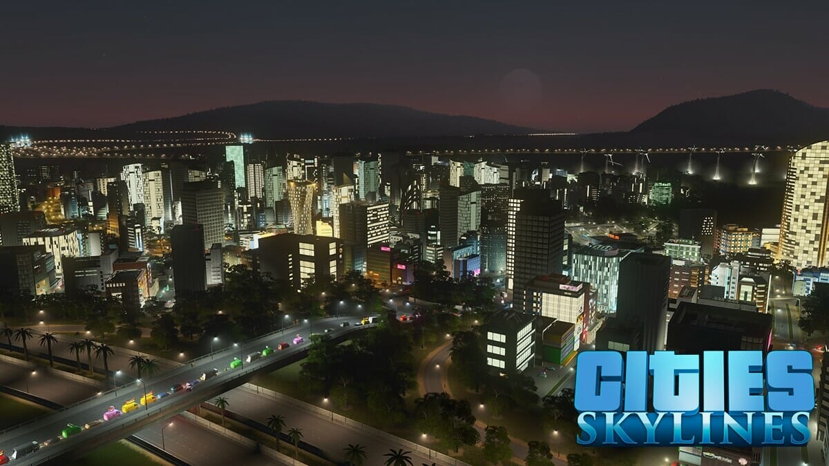 Cities:Skyline